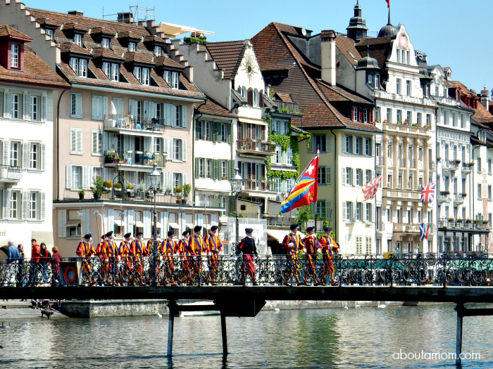 2 Days in Lucerne Switzerland