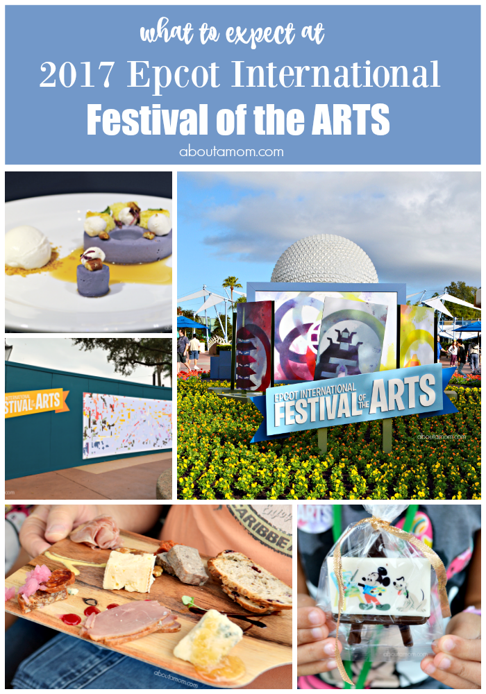 2017 Epcot International Festival of the Arts