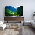 If you're looking for a more immersive home theater experience, and a real WOW factor the 77'' class LG OLED C8 TV steals the show. Watch 4K movies, sports, and TV in gorgeous Ultra HD level picture quality on the big screen.