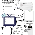 Need a great boredom buster for your kids? This free All About Me printable activity page is a fun way for kids to express their feelings and creativity, and to create a special page that is all about them. It is a wonderful creative outlet and fun way for kids to focus on what makes them special.