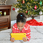 Have a jolly good holiday with the Amazon Fire HD 8 Kids Edition tablets. Amazon Fire Kids tablets come with a two-year worry-free guarantee and one-year subscription of Amazon FreeTime which includes unlimited access to over 15,000 books, videos, educational apps, and games. Enjoy all your favorite content - even while offline.