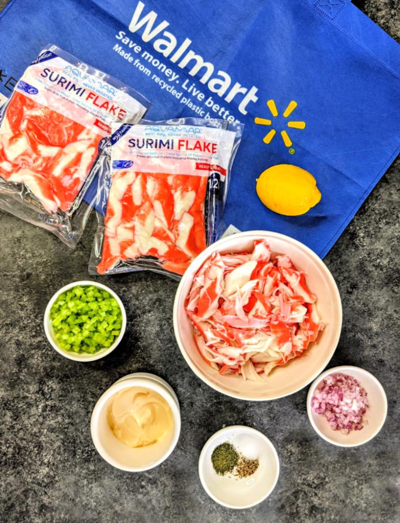 surami flake at Walmart