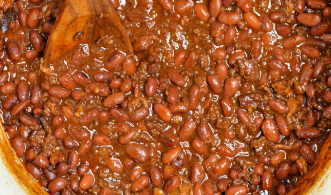 Ultimate BBQ Cowboy Beans Recipe