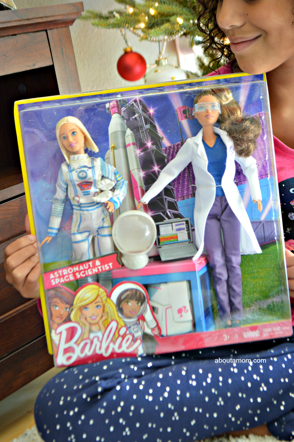 When a little girl plays with Barbie Career Dolls, she imagines everything she can become. From a movie star to a doctor, ballet instructor to NASA Astronaut, Barbie can help inspire your daughter to grow up and become anything!