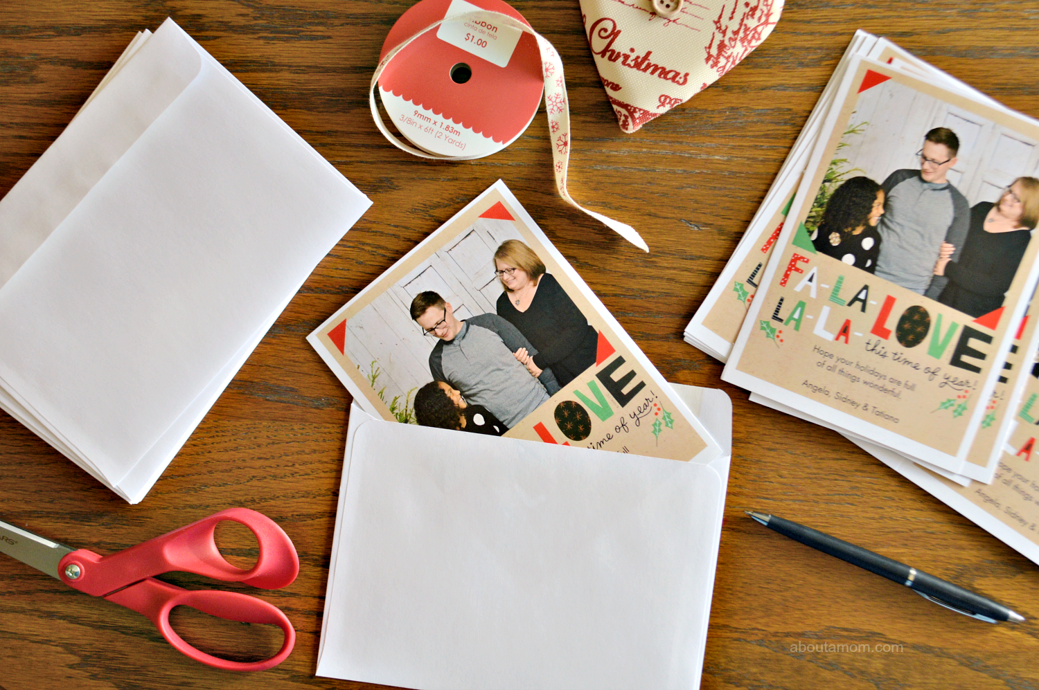 Short on time? If it seems like the holiday season has snuck up on you, you're not alone. Luckily, you can get same day holiday photo cards from CVS Photo.