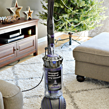 The Dyson Ball Animal 2 works well on all surfaces and makes cleaning the house easier year round. Certified by the Asthma and Allergy Foundation of America, it's a great vacuum for pet owners and allergy sufferers.