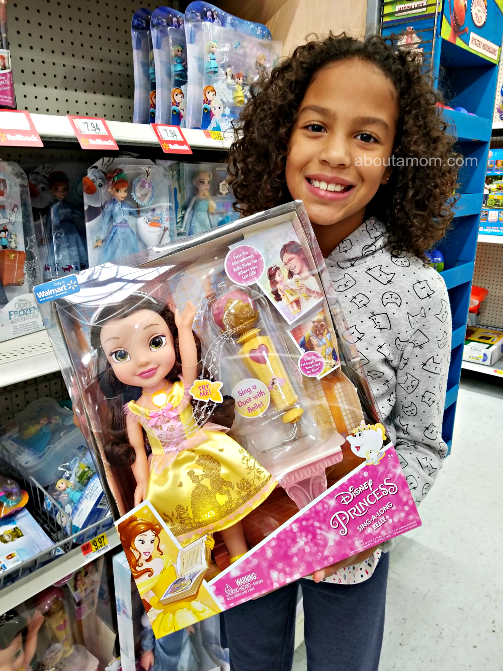 Check out the must-have interactive toys for girls available at Walmart this holiday season. Most require batteries, so be sure to stock up on plenty Energizer batteries while you're shopping.