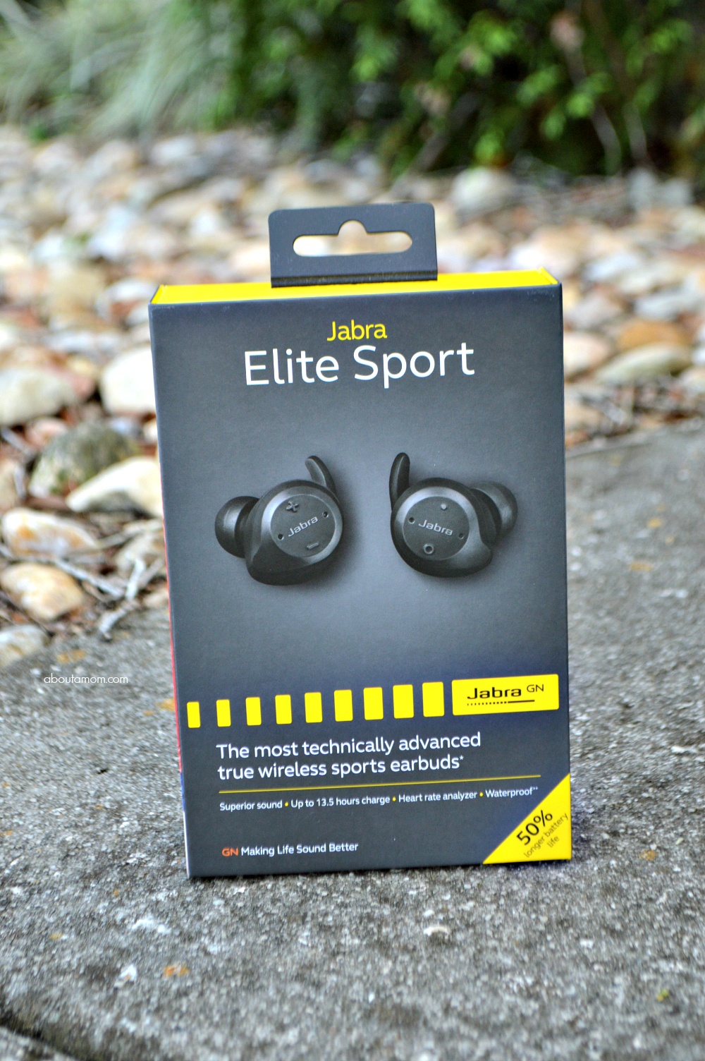 The Jabra Elite Sport Upgraded truly wireless fitness tracking earbuds combine comfort and function, featuring in-ear heart rate monitor, VO2 Max fitness testing and more.