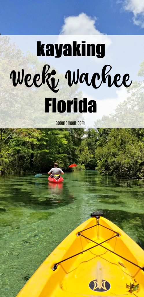 Seeking outdoor fun on the west coast of Florida? Check out these tips to plan your next outdoor adventure kayaking the Weeki Wachee River in Florida. Located just an hour north of Tampa, the spring fed Weeki Wachee River is crystal clear and easy downstream trip for beginner paddlers.