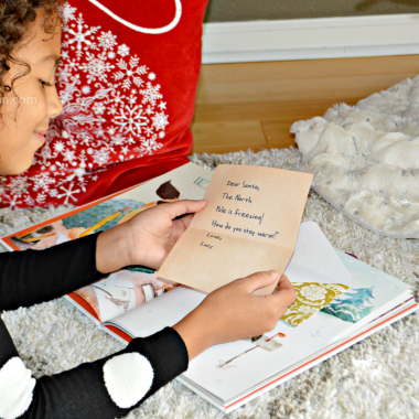Telling kids the truth about Santa Claus is tricky business. Love, Santa is a wonderful book to help parents explains the truth about Santa Claus when the time comes for that conversation with your children.