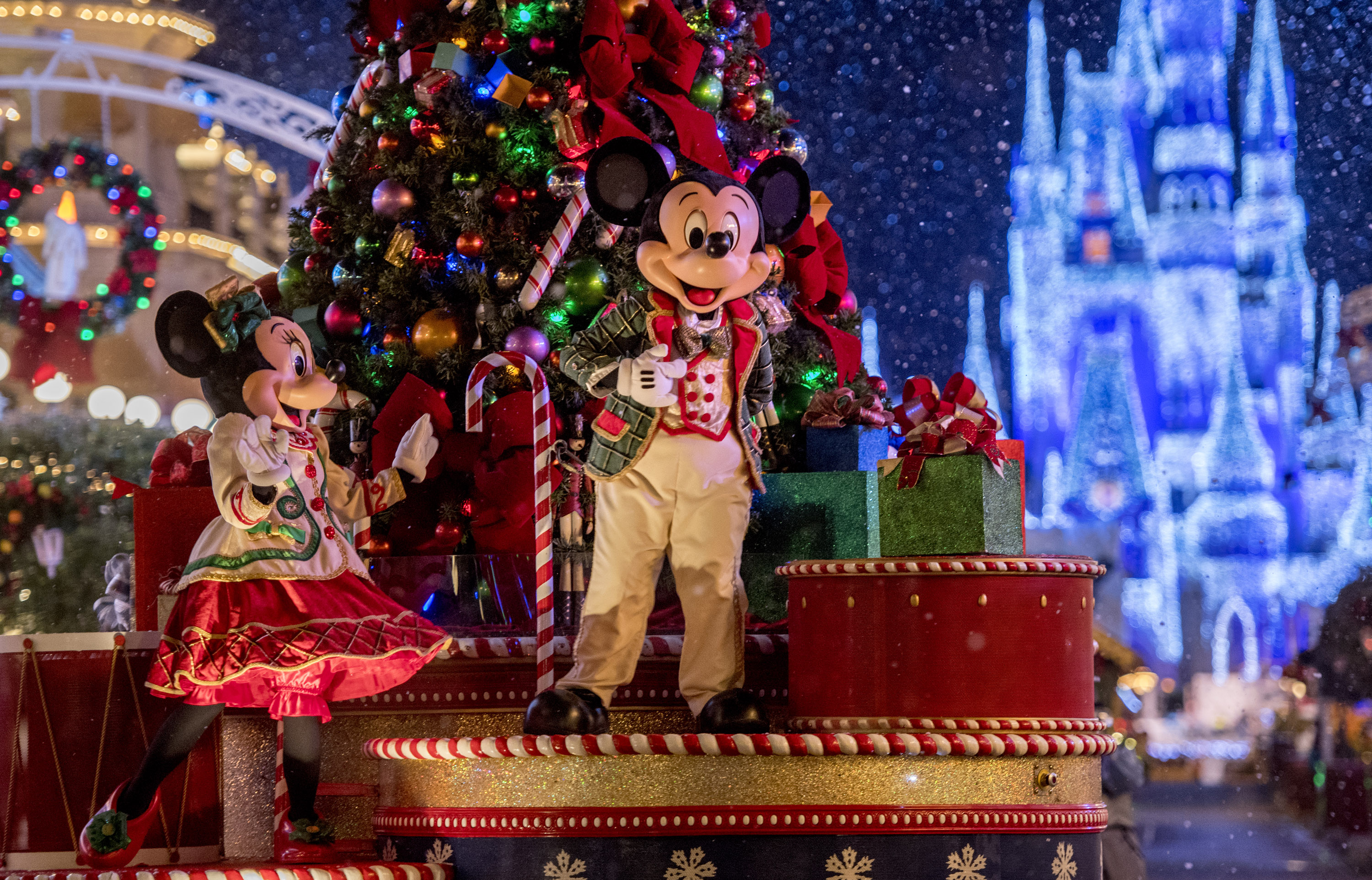 Mickey's Very Merry Christmas Party at Walt Disney World's Magic Kingdom is a festive way to get into the holiday spirit. Check out our 8 favorites from the 2017 event.