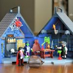 Prepare to Be Spooked with PLAYMOBIL's Take Along Haunted House