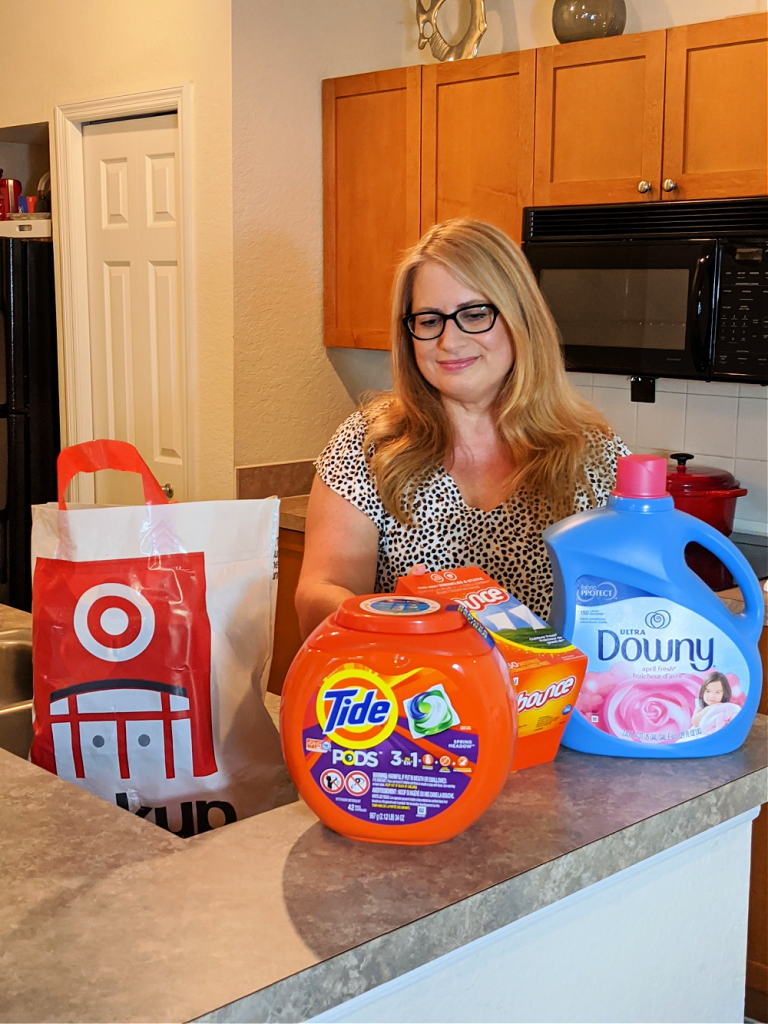 Laundry is a fact of life, especially when you have a busy family. I do try to look at the bright side of things, especially with everything 2020 has thrown at us. Saving money on my favorite laundry and fabric care brands at Target definitely makes the chore of doing laundry a lot brighter.