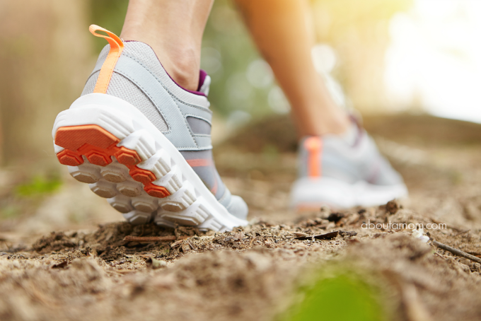 Walking - Making Small Changes for Healthier Living