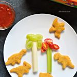 Fun After School Snack with Dino Buddies