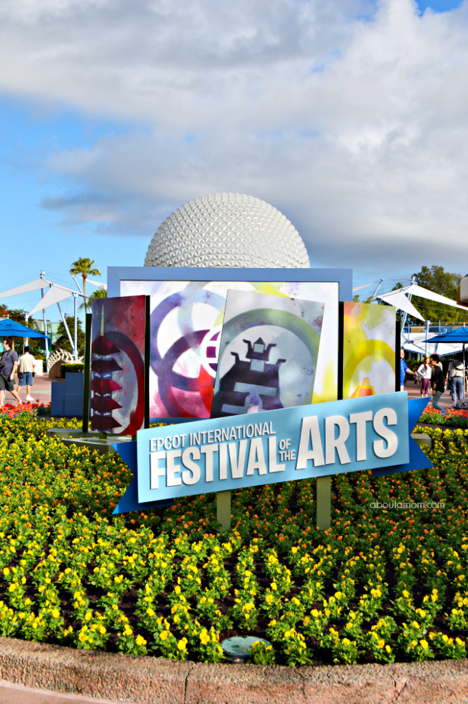 Insiders guide and what to expect at Disney's 2017 Epcot International Festival of the Arts.