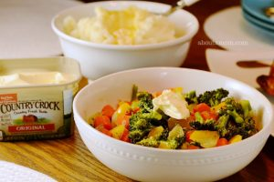 Sometimes the simplest recipes are the best. This recipe for Simply Sautéed Vegetables is the perfect example. Assorted fresh vegetables sautéed in Country Crock® Spread then sprinkled with a touch of Italian seasoning yields a flavorful, wholesome and simple-to-prepare vegetable side dish.