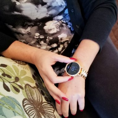Get tips to make every minute count with a Fossil Women's Smart Watch + Wear OS by Google. The Fossil Gen 4 Venture HR Smartwatch, available at Best Buy, provides many helpful healthy lifestyle and productivity features. Plus, you don't have to sacrifice style with this Fossil smart watch in fashionable rose gold.