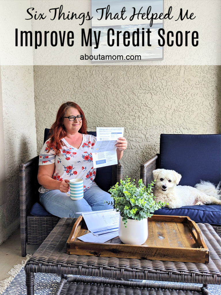 If your credit score is low, there are ways to bring it up. Fixing errors on your credit report and paying down debt can help raise your credit score, but there is more. I've shared my credit journey, including six things that helped me improve my credit score.