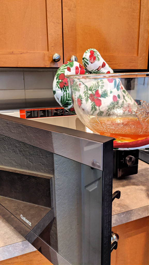 removing bowl from galanz expresswave microwave