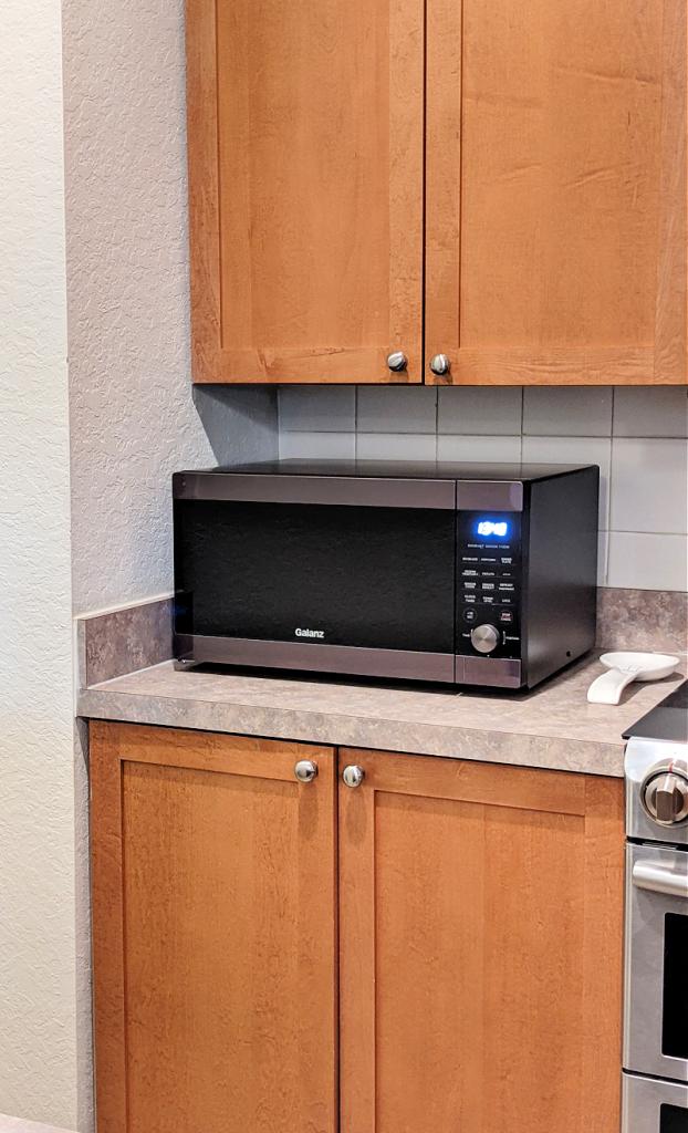 Galanz ExpressWave Microwave at Walmart