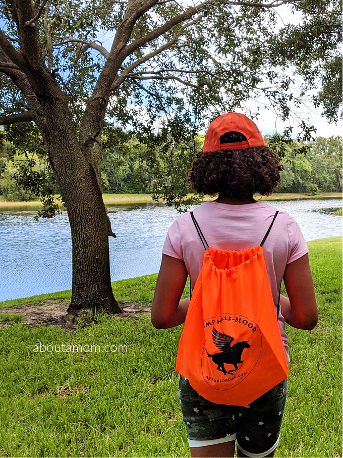 Keeping the kids home this summer doesn't mean you have to skip summer camp. Here are some fun ideas for summer camp at home, including a suggested reading for your middle grader.