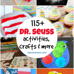 Ultimate List of Dr. Seuss Activities, Crafts & More