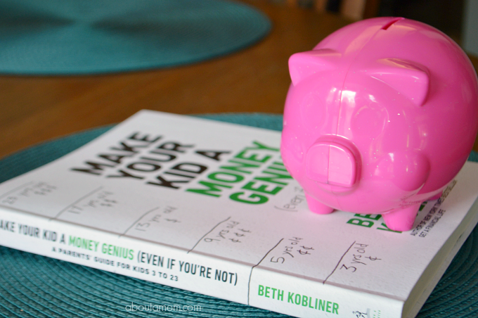 Make Your Kid a Money Genius (Even If You're Not) by Beth Kobliner is a new book and tool to help parents teach their children to be financially responsible.