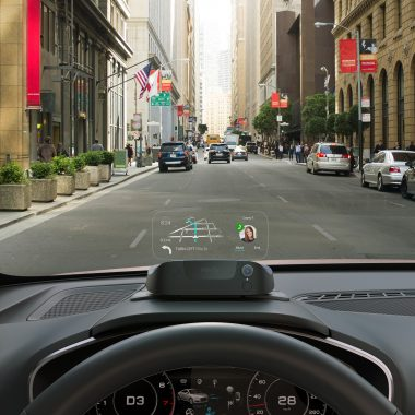 Navdy makes almost any car smarter and safer. Get directions, receive calls, texts and control your music without ever picking up your phone.