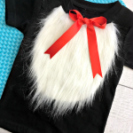 No-Sew Dr. Seuss T-Shirt Craft