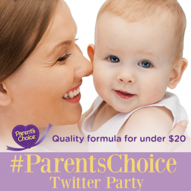 RSVP for #ParentsChoice Twitter Party