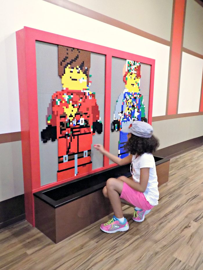 LEGO NINJAGO World at the LEGOLAND Florida Resort is fun for the whole family, complete with LEGO NINJAGO The Ride and lots of fun interactive experiences for kids.