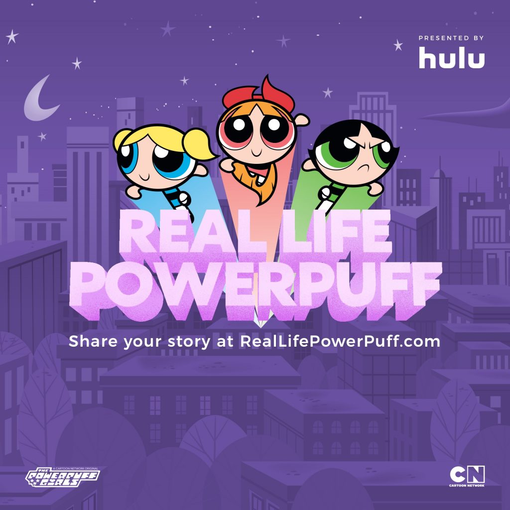 Hulu is celebrating the launch of The Powerpuff Girls by highlighting amazing girls across the country!