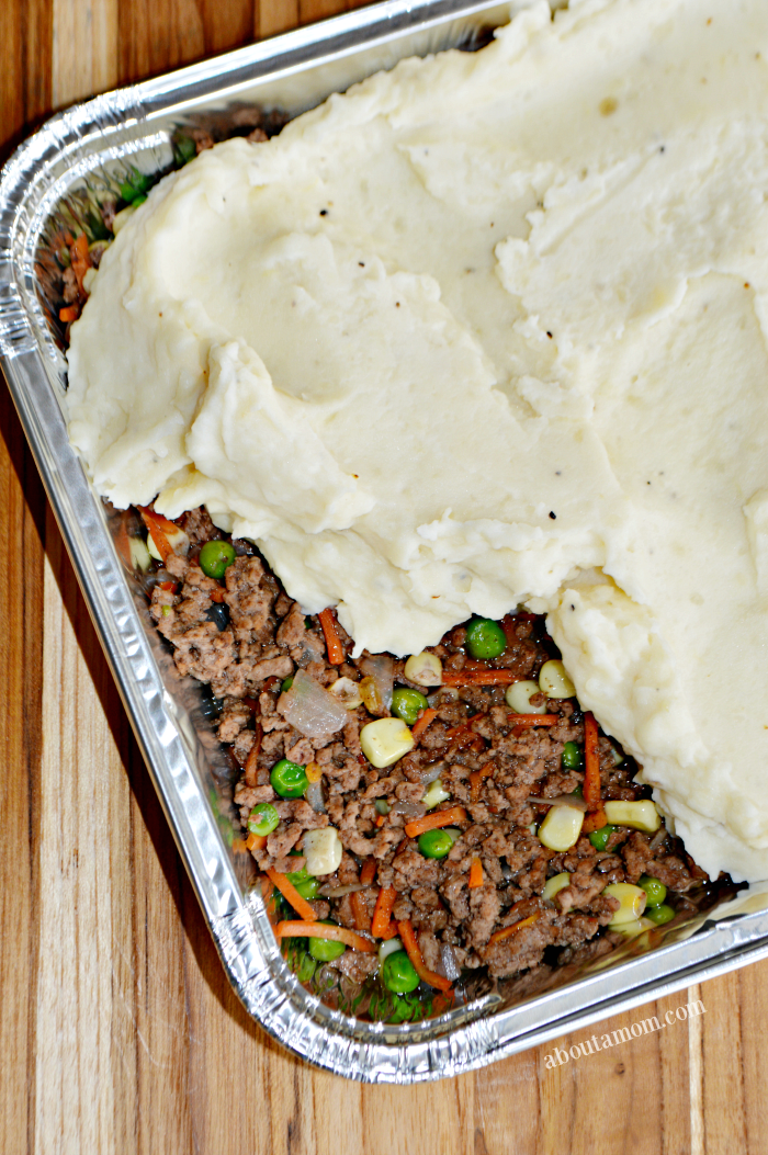 This freezer-friendly Shepherd's Pie recipe is affordable and easy-to-prepare. It's a great make-ahead freezer meal that the whole family will enjoy. You seriously can't go wrong with this easy meat and potatoes dish.