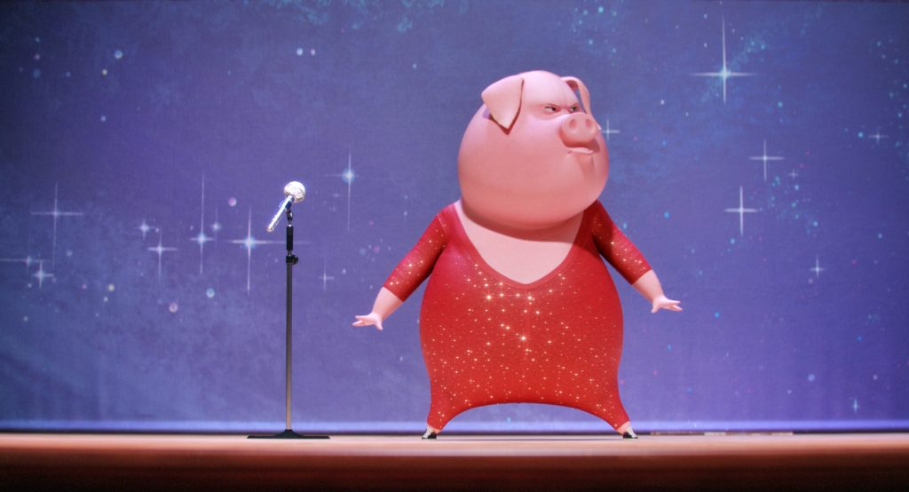 SING is available on Digital HD today – just in time for Friday Family Movie Night!
