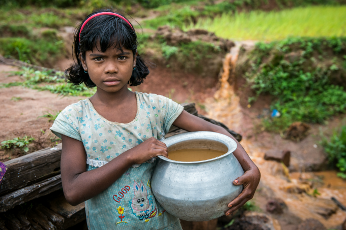 Help end poverty around the world and learn how to sponsor a child through World Vision.