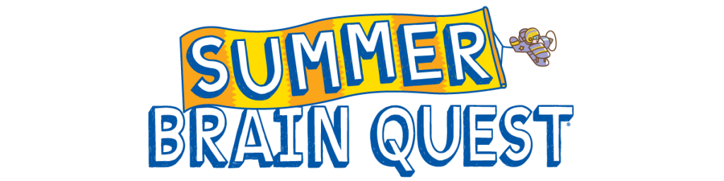 Make learning fun and bridge the gap of summer learning loss with Summer Brain Quest. It's an exciting new workbook, game, and outdoor adventure from the beloved and #1 bestselling Brain Quest brand.