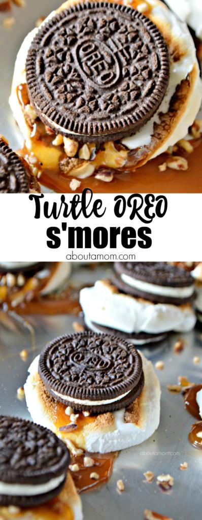 Turtle OREO S'mores