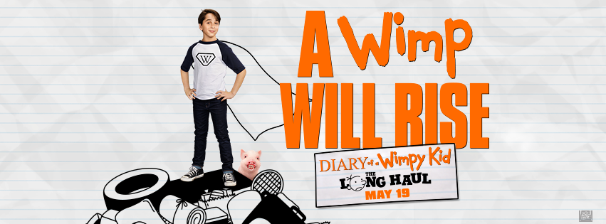 Diary of a Wimpy Kid: The Long Haul in Theaters May 19