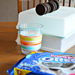 It's time for the Trick Shot round of the OREO Games! If you like to play with your food, you're going to love this latest challenge. All you have to do is gather the family, head to Walmart for some OREO cookies then share a picture or video of your coolest trick shot on Instagram or Twitter for a chance to win BIG.