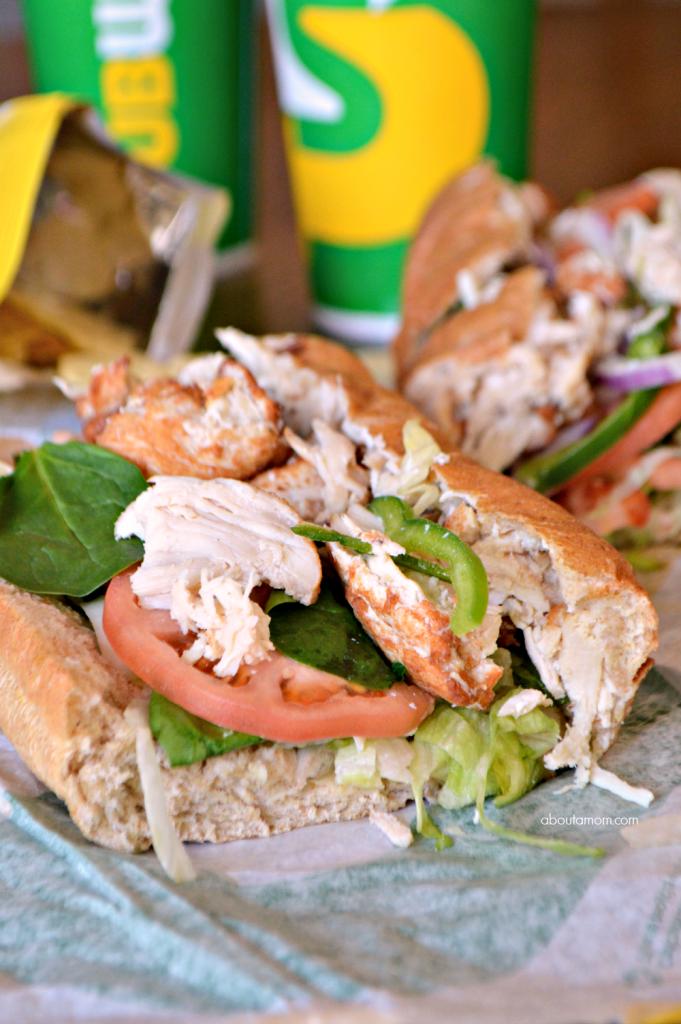 Rotisserie-Style Chicken Sandwich