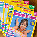 Scholastic Weekly Reader: Summer Express Workbooks + $100 Visa Gift Card Giveaway!