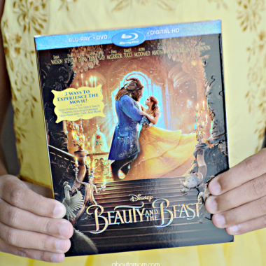 Beauty and the Beast on Digital HD, Blu-ray and Disney Movies Anywhere