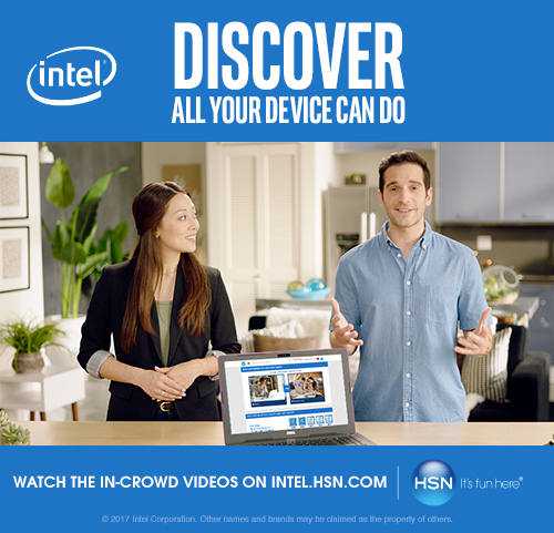 Tips from THE IN-CROWD on HSN at INTEL.HSN.COM to help you find the right laptop for your family.