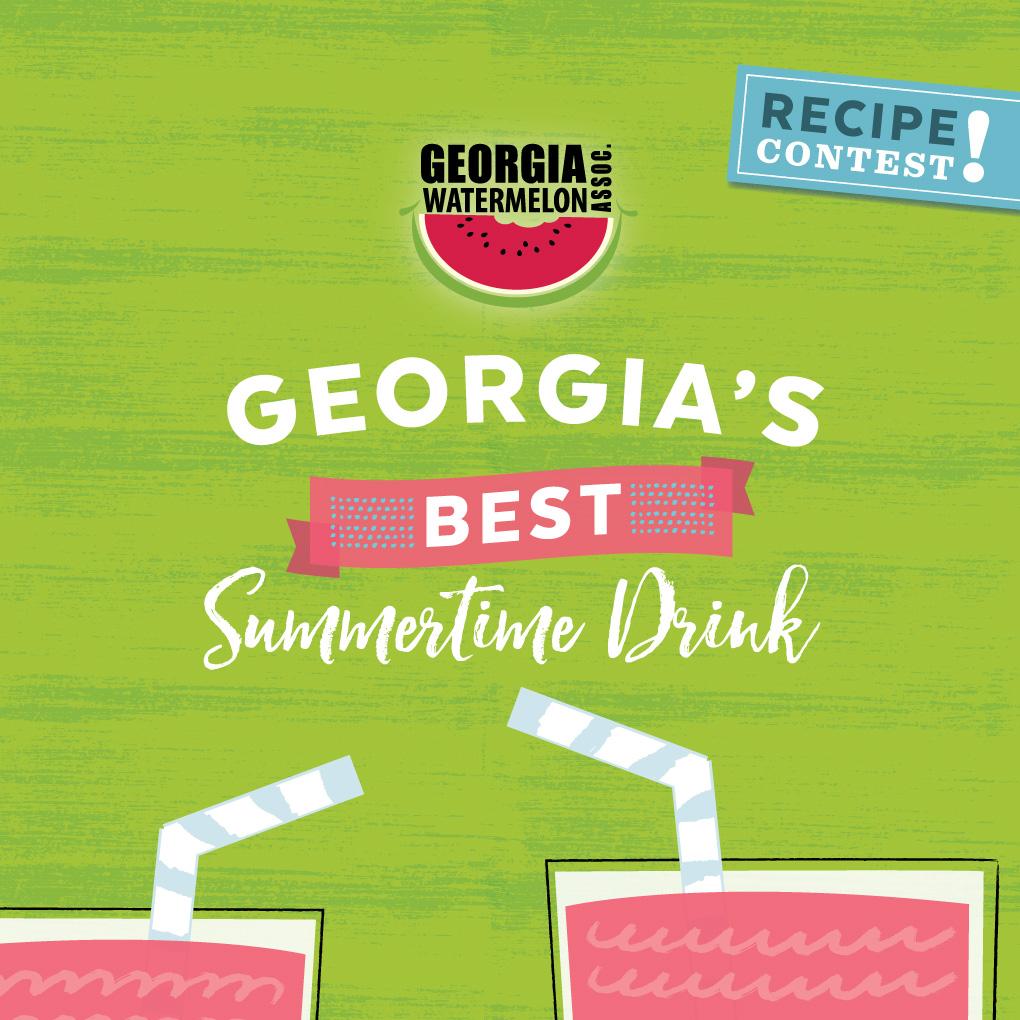 Georgia's Best Summertime Drink Recipe Contest