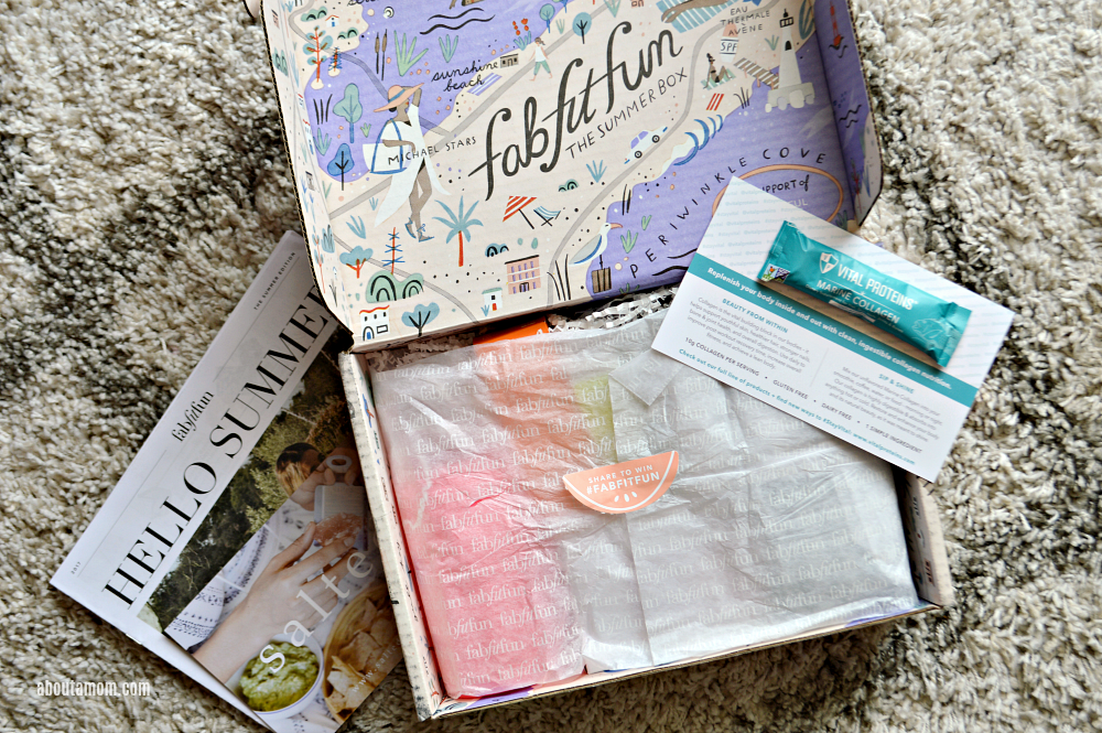 FabFitFun is a subscription box full of fabulous beauty, wellness, fashion and fitness finds. Check out this FabFitFun Summer Box unboxing and see why this is the one subscription box membership that everyone is talking about.