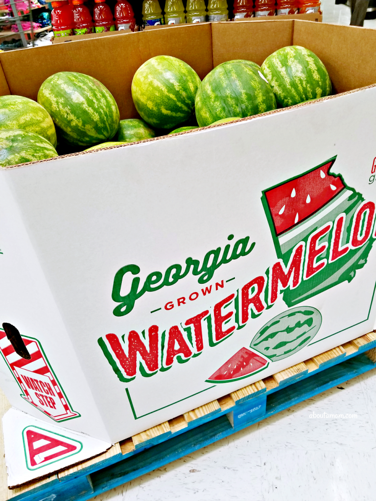 Georgia Grown Watermelons
