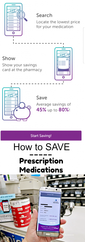 Affording prescription medications is a hardship that many families face these days. Using the free ScriptSave WellRx discount card can help you save money on prescription medications.
