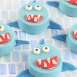OREO Cookie Shark Treats - Perfect for Shark Week!