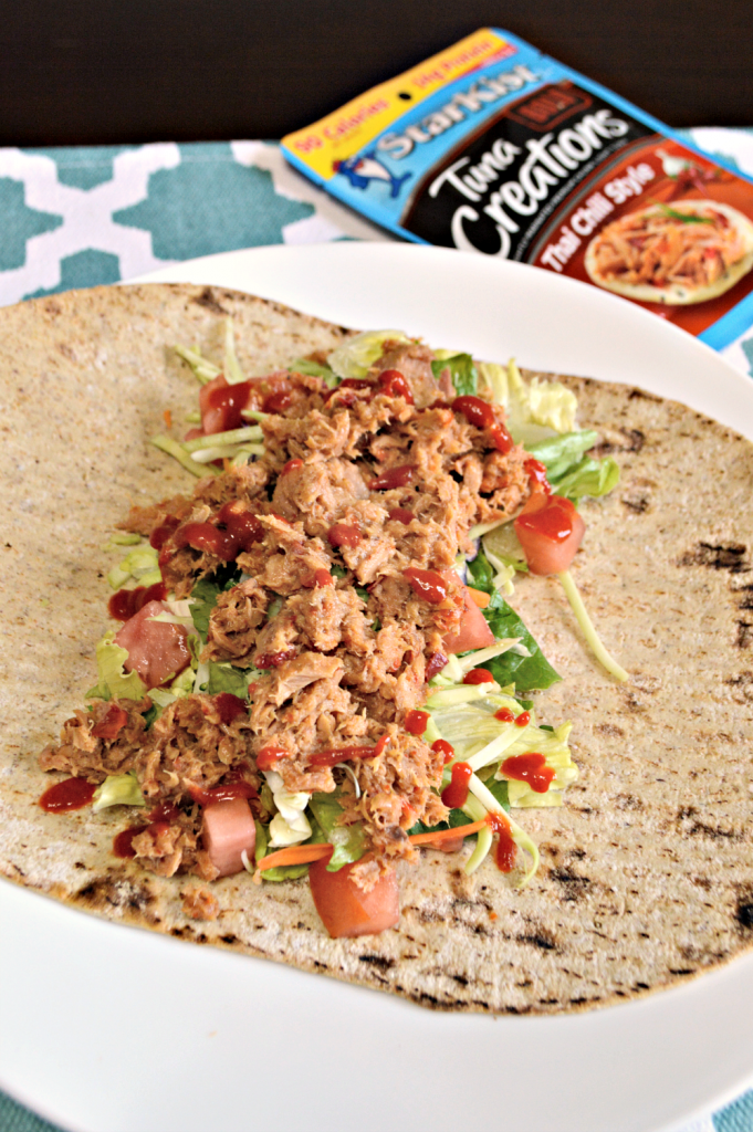 Need a quick and healthy lunch or snack? Here are 5 simple and delicious ways to enjoy StarKist Tuna and Salmon Pouches.